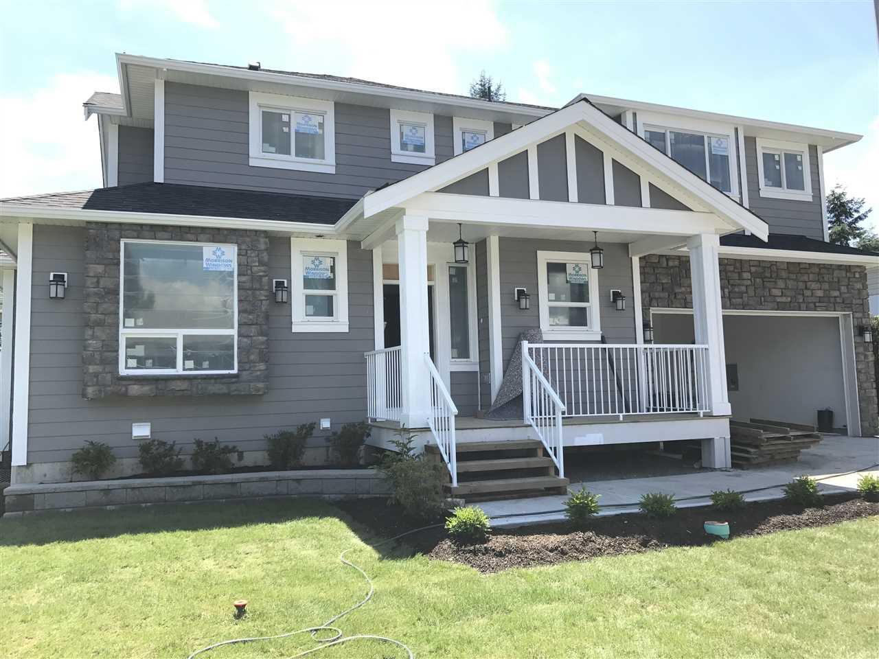Main Photo: 18918 120B STREET in Pitt Meadows: Central Meadows House 1/2 Duplex for sale : MLS®# R2178159