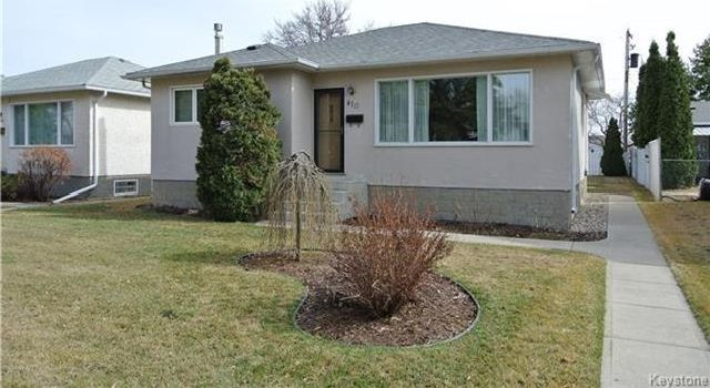 Main Photo: 410 Cabana Place in Winnipeg: Residential for sale (2A)  : MLS®# 1810085