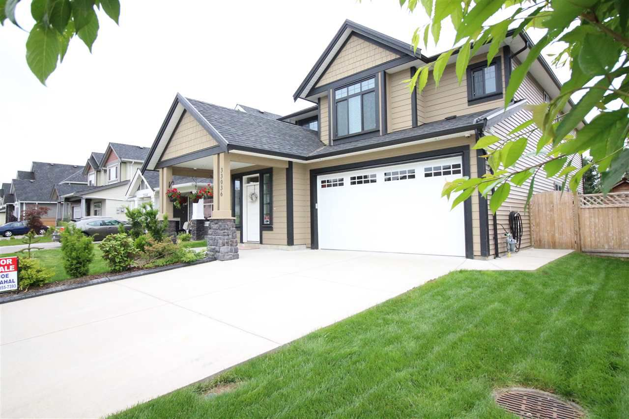 "Main Photo: 33036 EGGLESTONE Avenue in Mission: Mission BC House for sale in ""Cedar Valley"" : MLS®# R2279407"