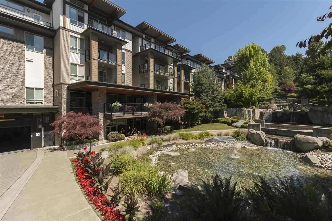 """Main Photo: 416 7418 BYRNEPARK Walk in Burnaby: South Slope Condo for sale in """"GREEN"""" (Burnaby South)  : MLS®# R2307427"""