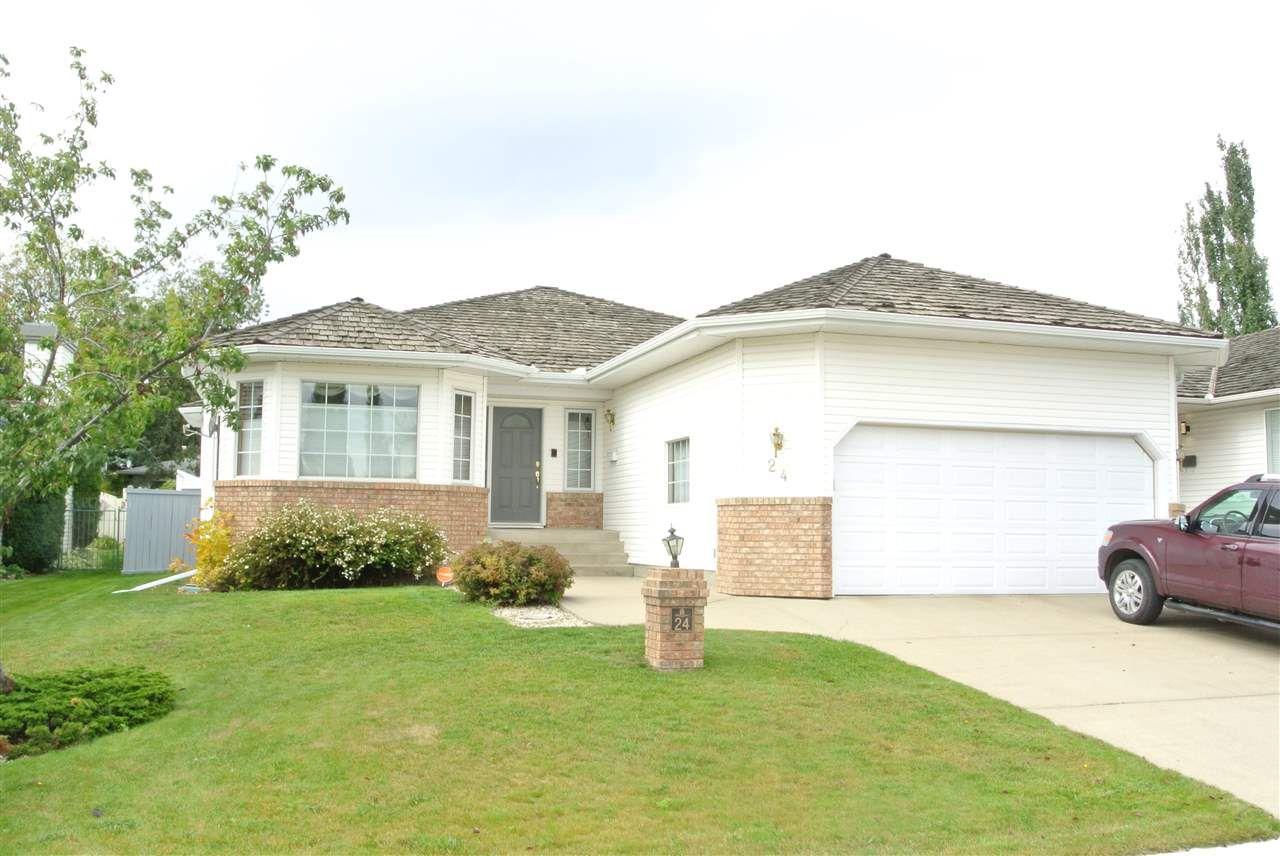 Main Photo: 24 NORFOLK Bay: Sherwood Park House for sale : MLS®# E4130513