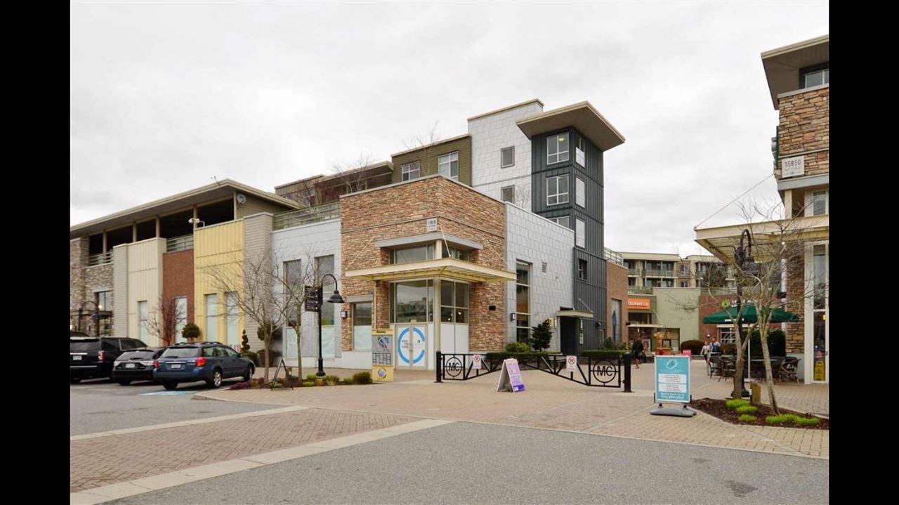 """Main Photo: 440 15850 26 Avenue in Surrey: Grandview Surrey Condo for sale in """"Axis @ Morgan Crossing"""" (South Surrey White Rock)  : MLS®# R2318224"""