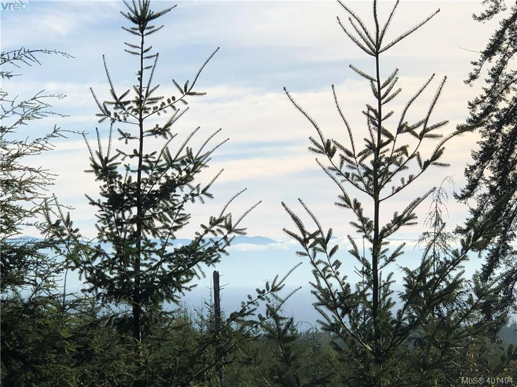 Main Photo: LOT C Trailhead Drive in COBBLE HILL: Sk Jordan River Land for sale (Sooke)  : MLS®# 401494