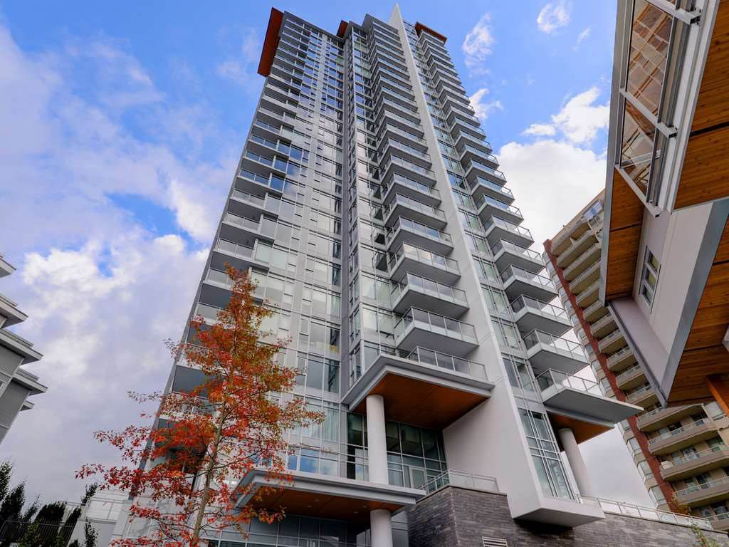 "Main Photo: 2503 520 COMO LAKE Avenue in Coquitlam: Coquitlam West Condo for sale in ""THE CROWN"" : MLS®# R2328043"