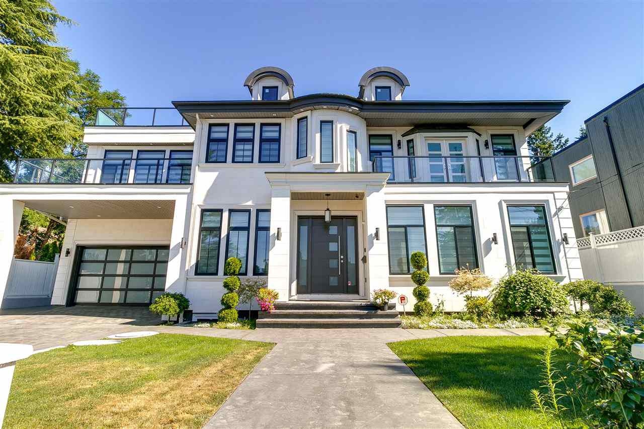 Main Photo: 7670 MORLEY Drive in Burnaby: Buckingham Heights House for sale (Burnaby South)  : MLS®# R2330625