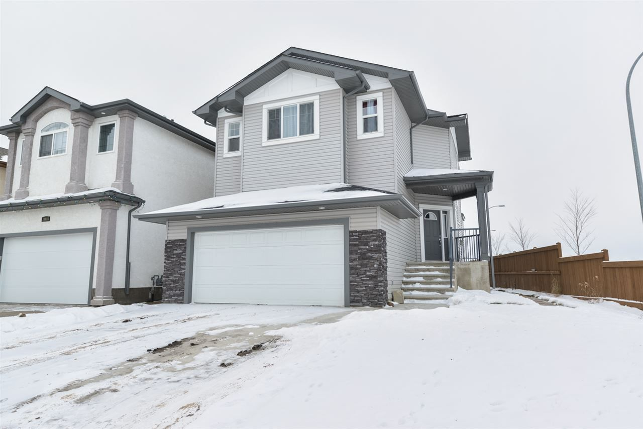 Main Photo: 16920 54 Street in Edmonton: Zone 03 House for sale : MLS®# E4140528