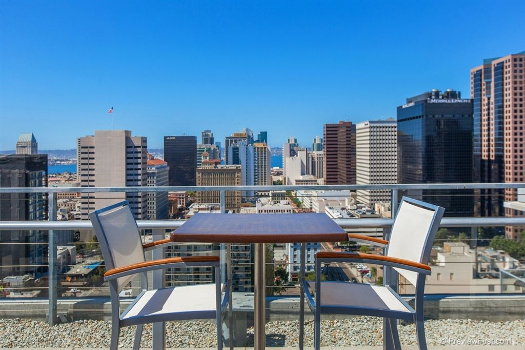 Main Photo: DOWNTOWN Condo for sale : 0 bedrooms : 1080 Park Blvd #609 in San Diego