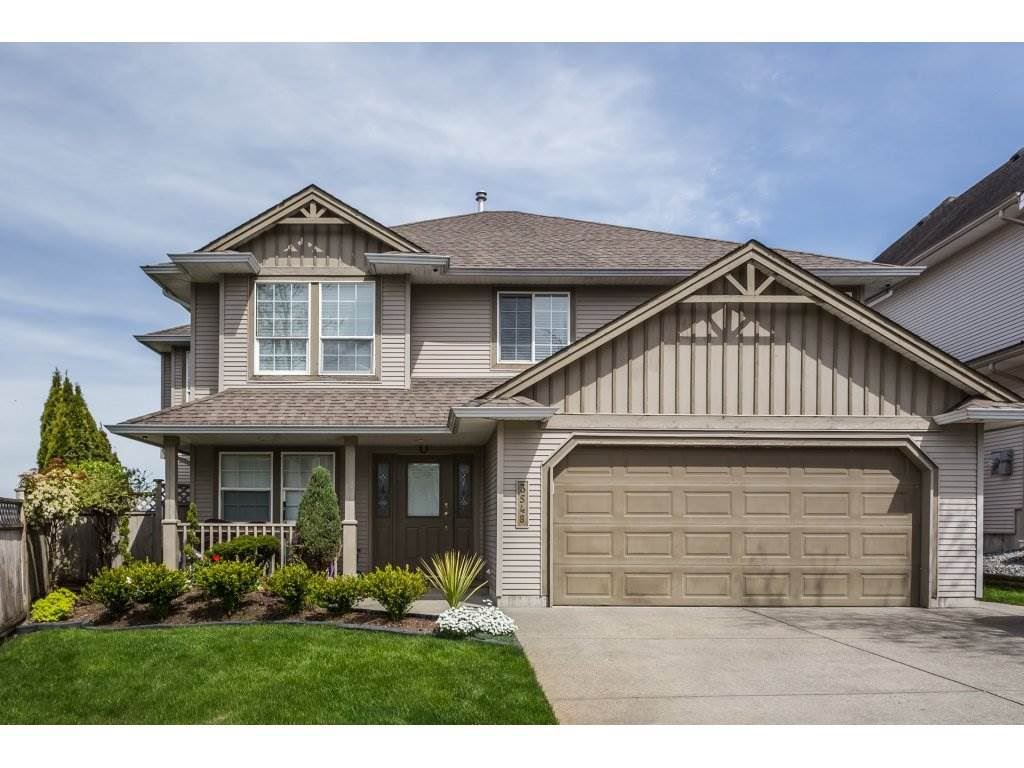 Main Photo: 3548 PROMONTORY Court in Abbotsford: Abbotsford West House for sale : MLS®# R2346348