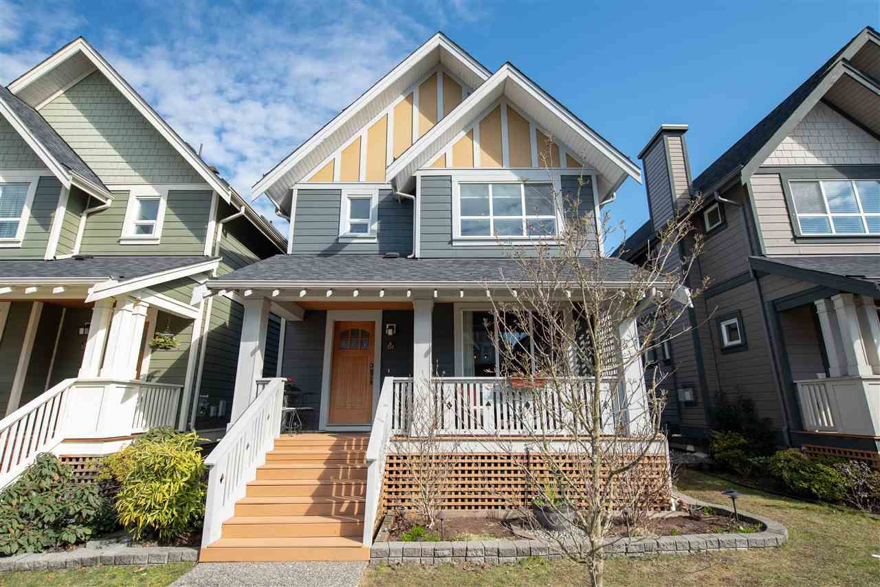 Main Photo: 251 JENSEN Street in New Westminster: Queensborough House for sale : MLS®# R2348042