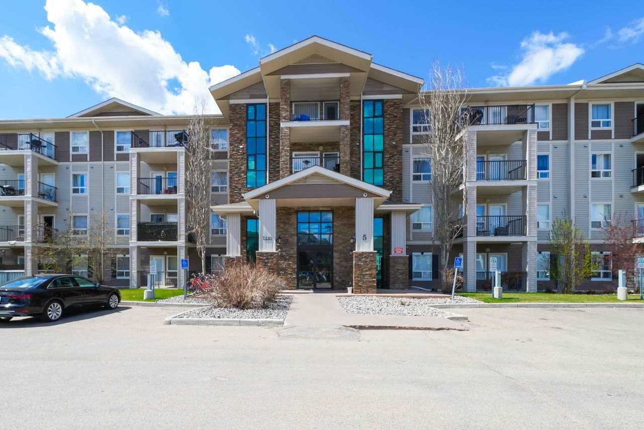 Main Photo: 5206 7335 SOUTH TERWILLEGAR Drive in Edmonton: Zone 14 Condo for sale : MLS®# E4156483