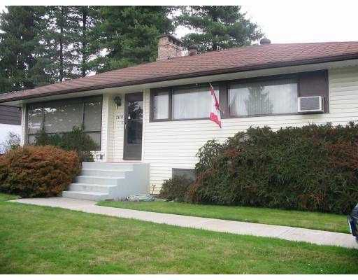"Main Photo: 7110 INLET DR in Burnaby: Westridge Burnaby House for sale in ""WESTRIDGE"" (Burnaby North)  : MLS®# V560758"