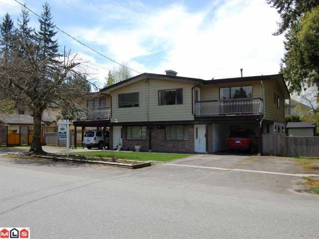 Main Photo: 2537 126 Street in Surrey: Crescent Bch Ocean Pk. House Duplex for sale (South Surrey White Rock)  : MLS®# F1110749