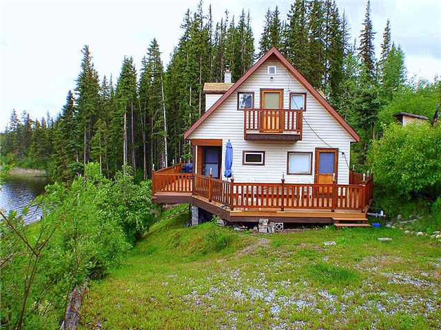 "Main Photo: 20126 NORMAN LAKE Road in Prince George: Bednesti House for sale in ""BEDNESTI"" (PG Rural West (Zone 77))  : MLS®# N211412"