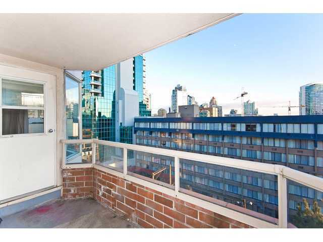 Main Photo: # 708 1330 HORNBY ST in Vancouver: Downtown VW Condo for sale (Vancouver West)  : MLS®# V946171