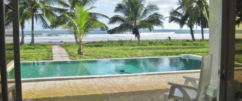 Main Photo:  in Las Lajas Beach: House for sale