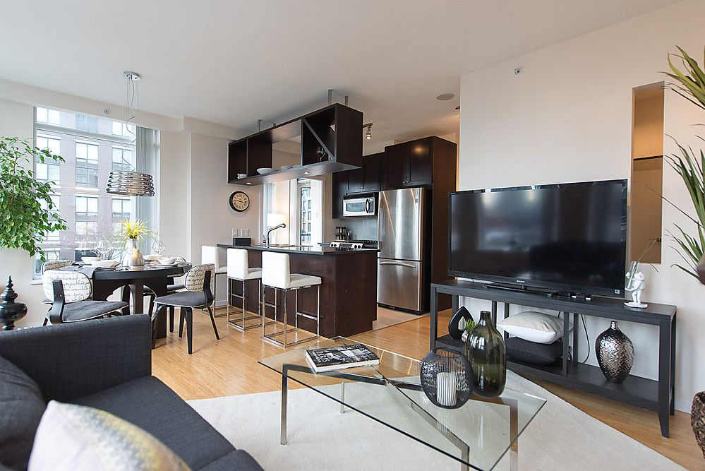 Main Photo: # 506 1001 HOMER ST in Vancouver: Yaletown Condo for sale (Vancouver West)  : MLS®# V1046300