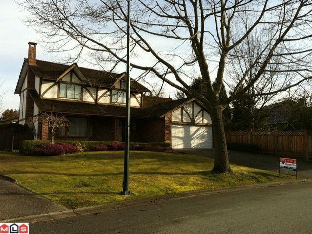 Main Photo: 14939  SOUTHMERE PL in Surrey: Sunnyside Park Surrey House for sale (South Surrey White Rock)  : MLS®# F1105927