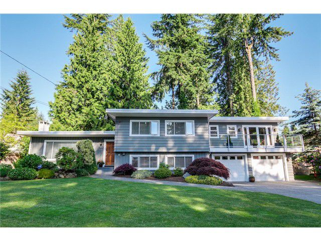"""Main Photo: 3770 RIVIERE Place in North Vancouver: Edgemont House for sale in """"EDGEMONT"""" : MLS®# V1068784"""
