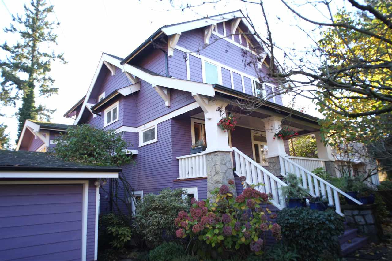 Main Photo: 3558 W 35TH Avenue in Vancouver: Dunbar House  (Vancouver West)  : MLS®# R2014097