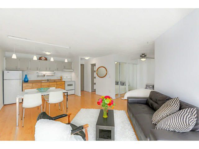 Main Photo: 307 2033 W 7TH AVENUE in : Kitsilano Condo for sale : MLS®# V1128012