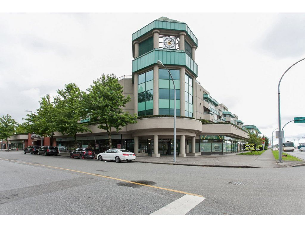 "Main Photo: A302 2099 LOUGHEED Highway in Port Coquitlam: Glenwood PQ Condo for sale in ""SHAUGHNESSY SQUARE"" : MLS®# R2088151"