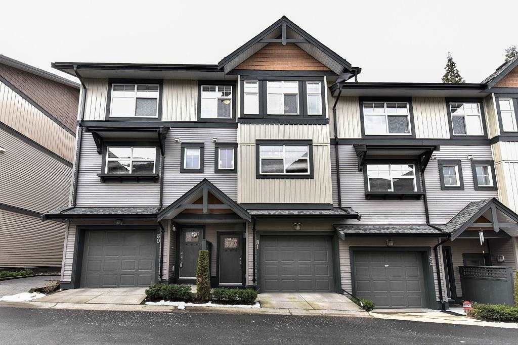 Main Photo: 81 6123 138 Street in Surrey: Sullivan Station Townhouse for sale : MLS®# R2143149
