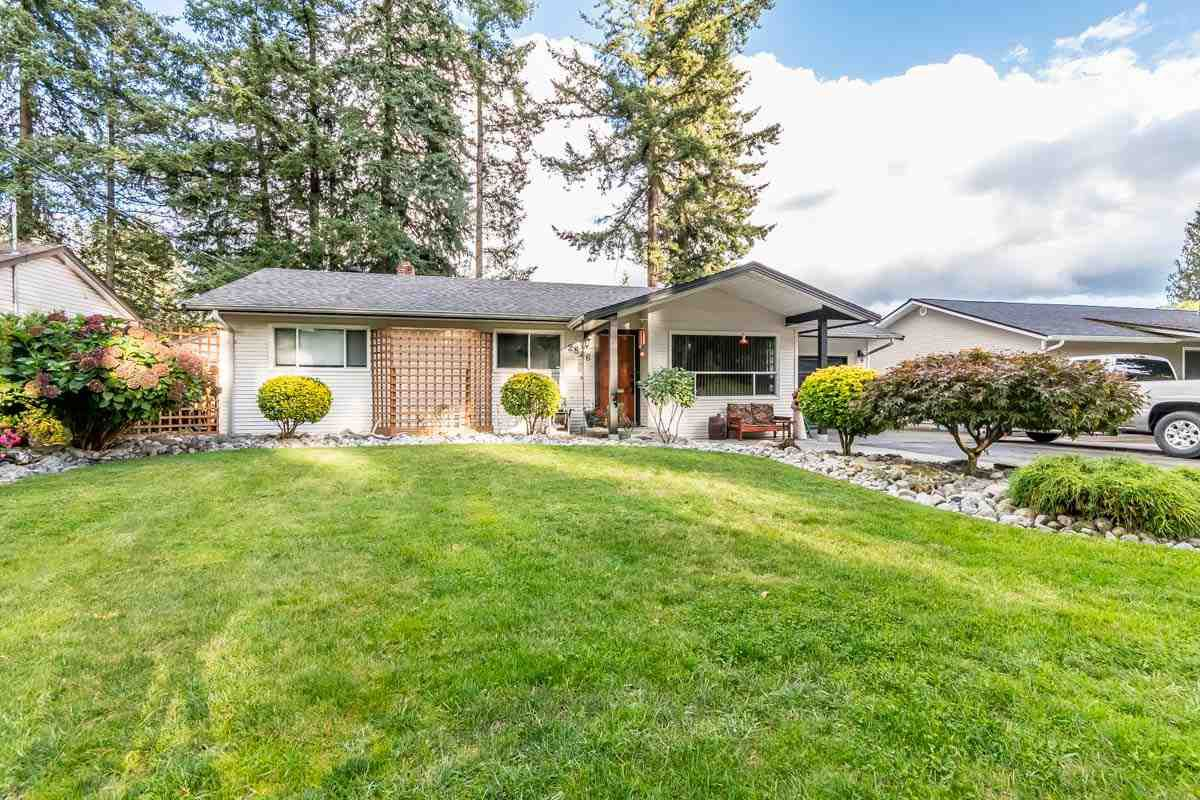 """Main Photo: 2846 EVERGREEN Street in Abbotsford: Abbotsford West House for sale in """"CLEARBROOK"""" : MLS®# R2212828"""