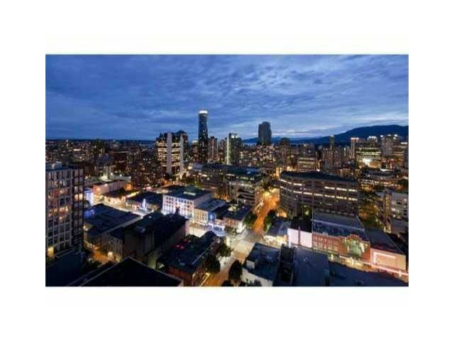 Main Photo: 2901 565 SMITHE Street in Vancouver: Downtown VW Condo for sale (Vancouver West)  : MLS®# R2213946