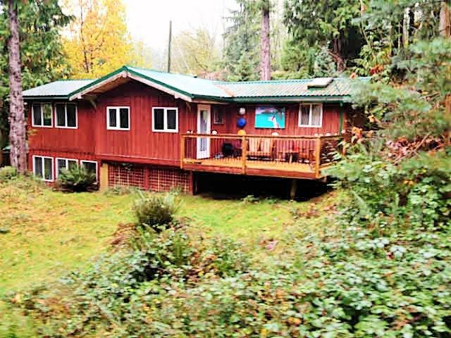 Main Photo: 528 SHAWANABE Road: Gambier Island House for sale (Sunshine Coast)  : MLS®# R2221229