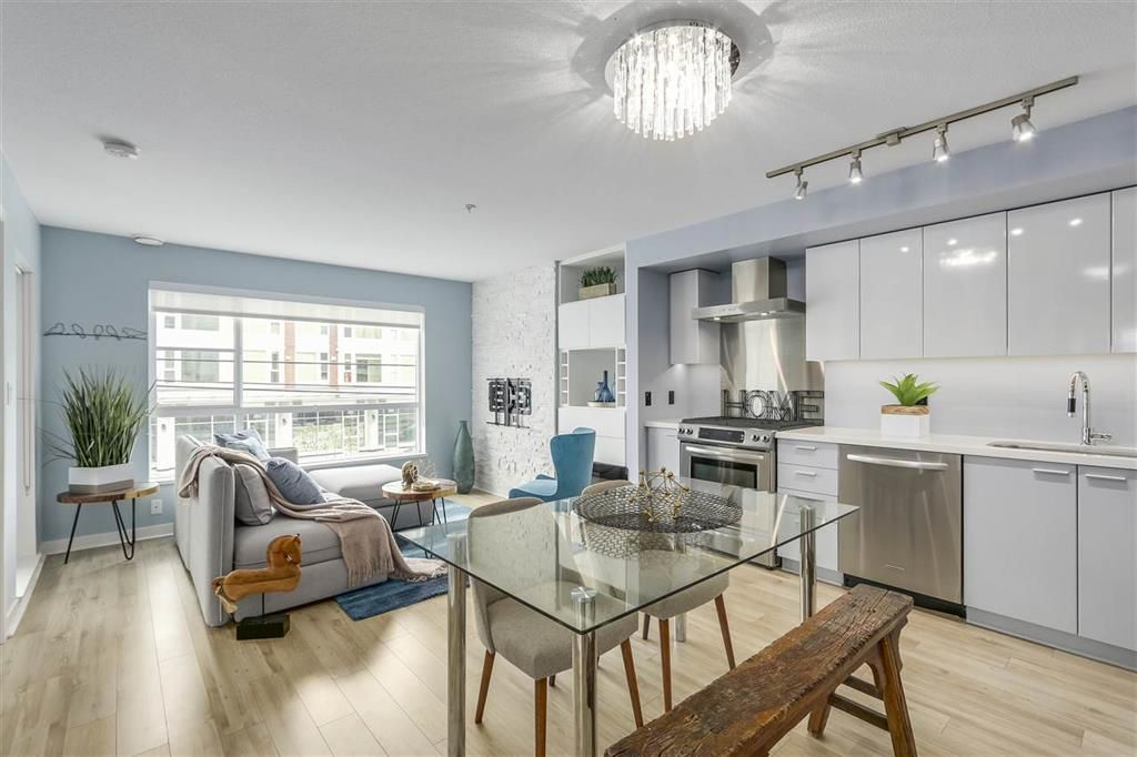 Main Photo: 210 2888 E 2nd Avenue in Vancouver: Condo for sale (Vancouver East)  : MLS®# R2253369