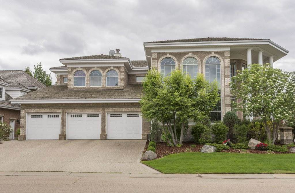 Main Photo: 1492 Welbourn Drive NW in Edmonton: Zone 20 House for sale : MLS®# E4114577
