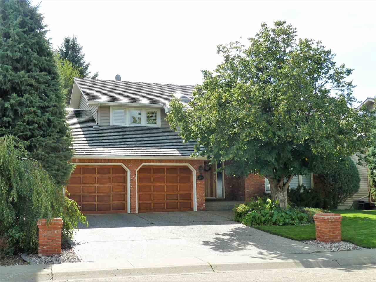 Main Photo: 580 VICTORIA Way: Sherwood Park House for sale : MLS®# E4129824