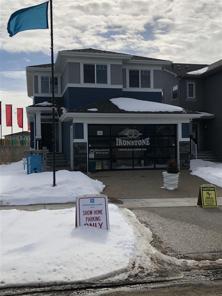 Main Photo: 435 CRYSTALLINA NERA Drive in Edmonton: Zone 28 House for sale : MLS®# E4131515