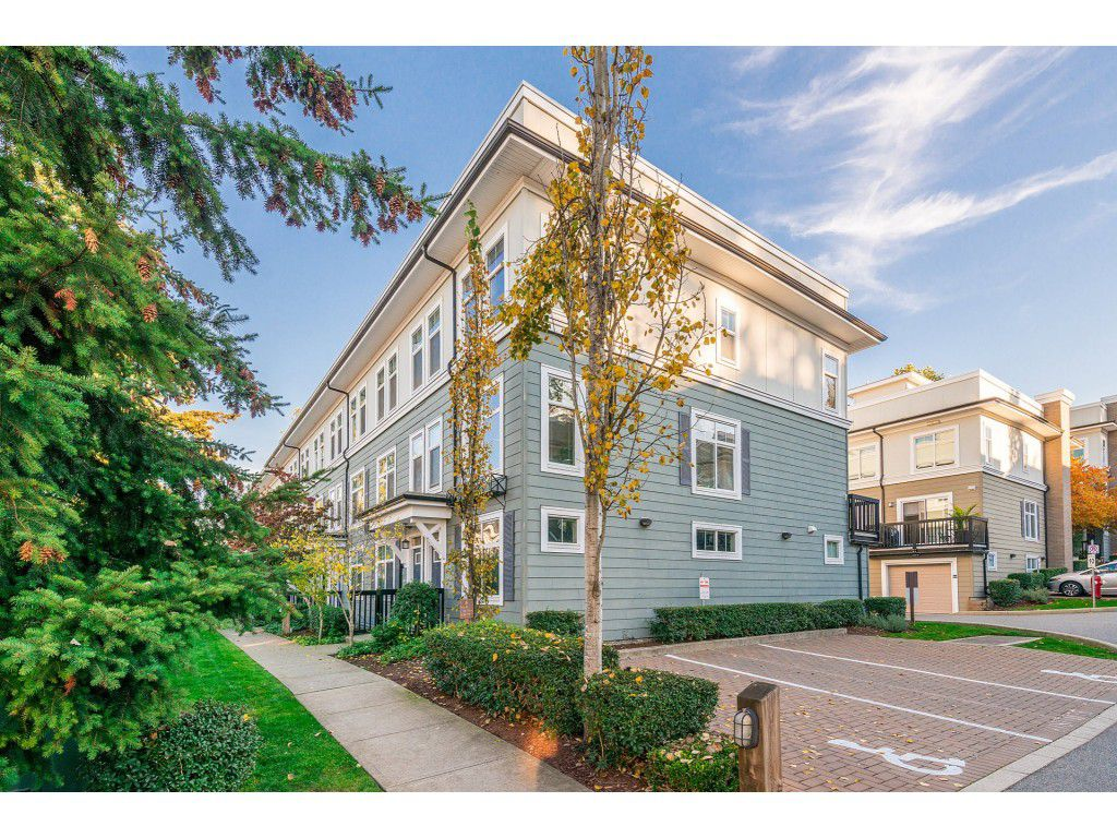 """Main Photo: 97 15833 26 Avenue in Surrey: Grandview Surrey Townhouse for sale in """"Brownstones"""" (South Surrey White Rock)  : MLS®# R2317018"""
