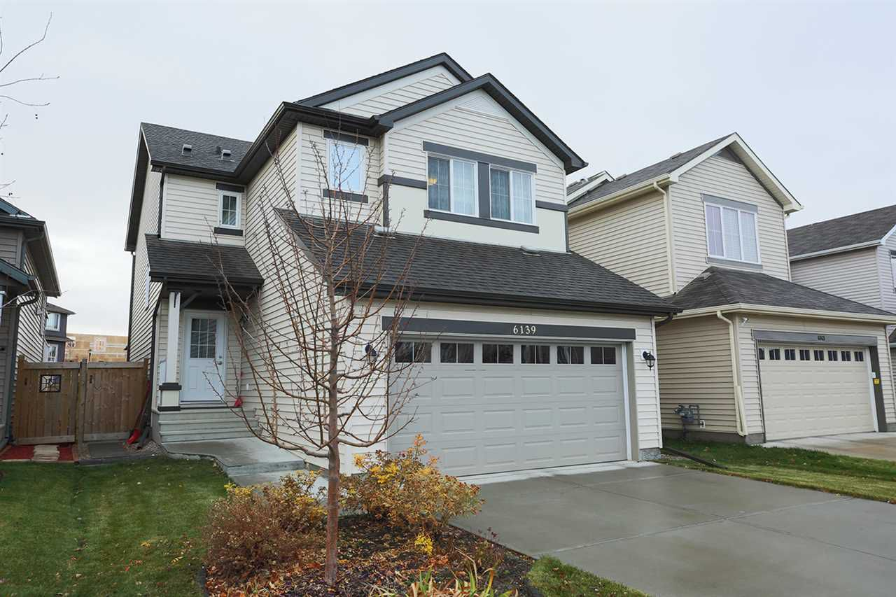 Main Photo: 6139 18 Ave SW in Edmonton: Zone 53 House for sale : MLS®# E4134527