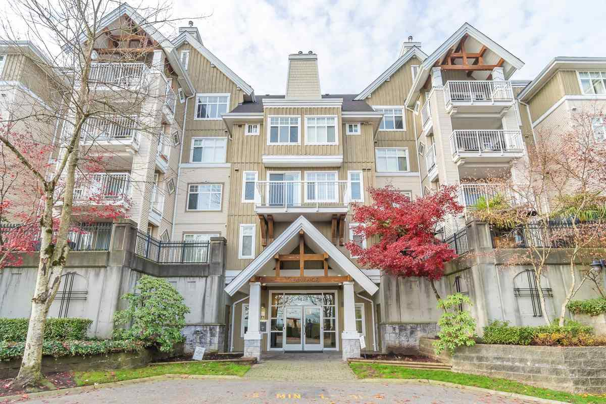 Main Photo: 201 1428 PARKWAY Boulevard in Coquitlam: Westwood Plateau Condo for sale : MLS®# R2323672