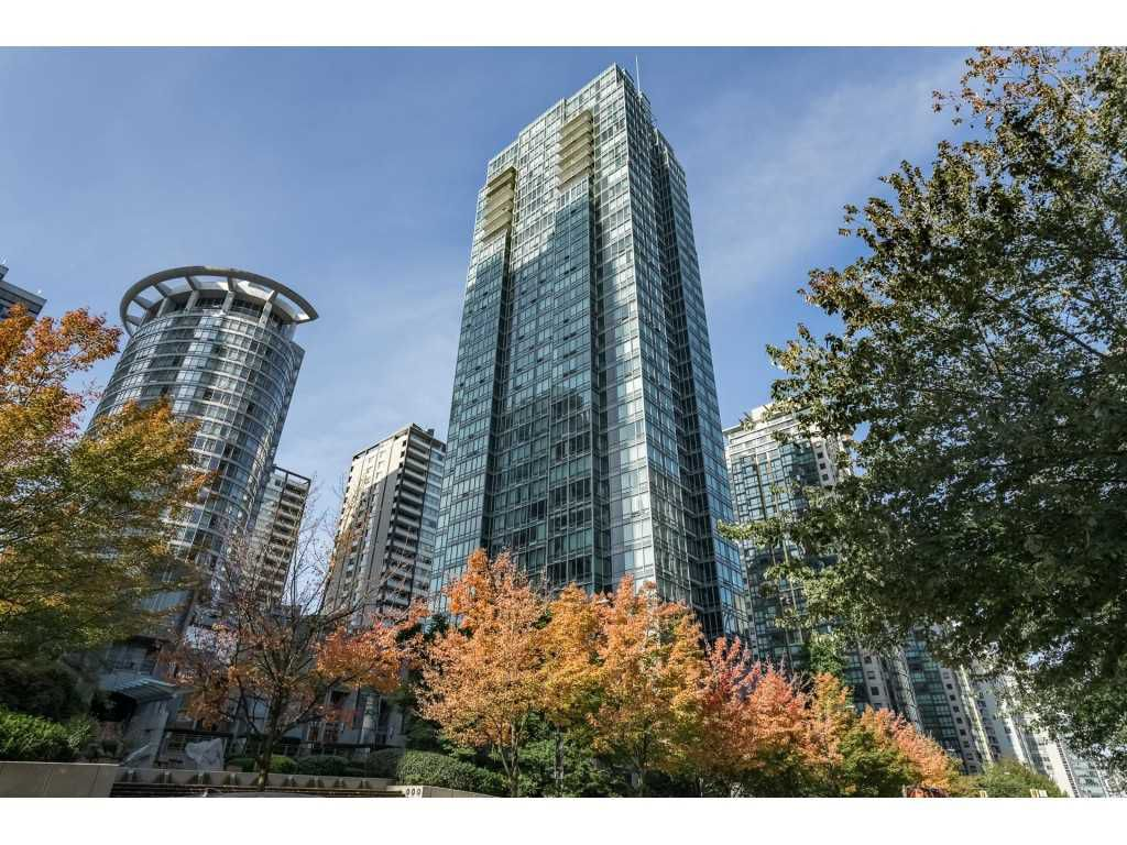 Main Photo: 706 1288 W GEORGIA Street in Vancouver: West End VW Condo for sale (Vancouver West)  : MLS®# R2338924
