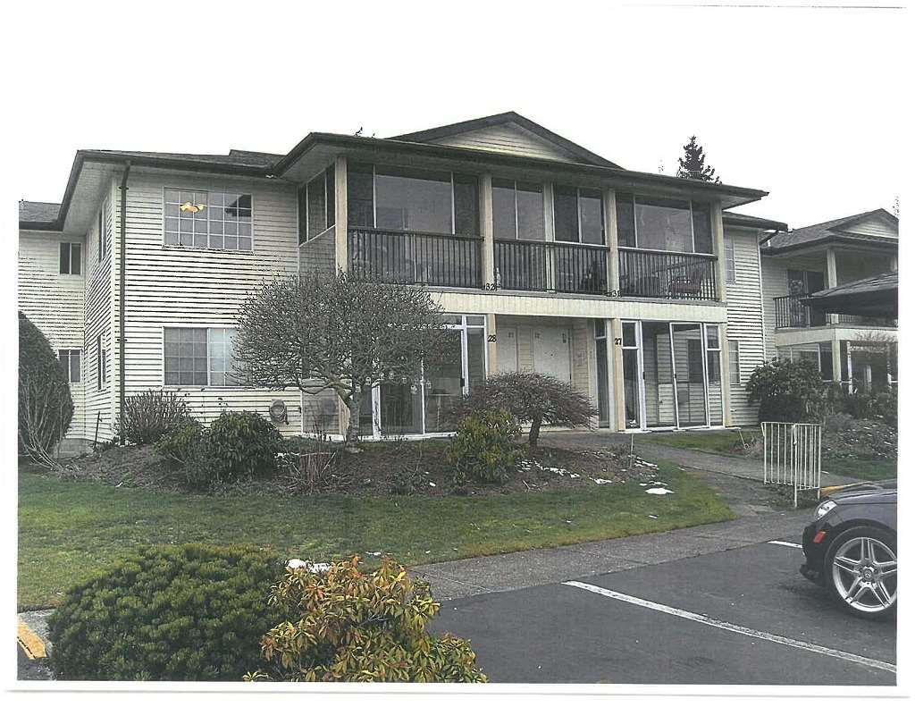 Main Photo: 27 6467 197 Street in Langley: Willoughby Heights Townhouse for sale : MLS®# R2339765