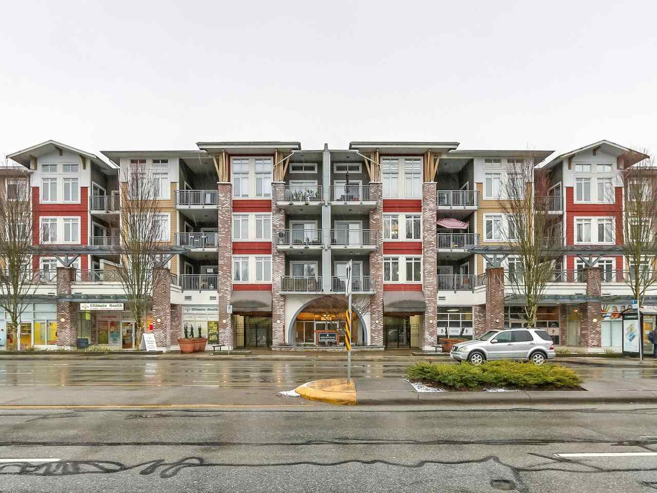 "Main Photo: 307 12350 HARRIS Road in Pitt Meadows: Mid Meadows Condo for sale in ""Keystone"" : MLS®# R2341965"