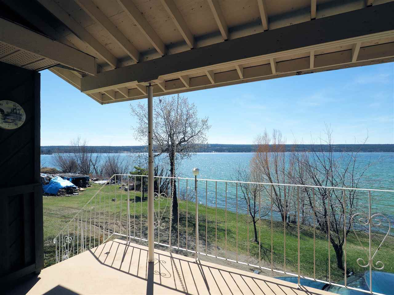Main Photo: 3920 S CARIBOO 97 Highway: Lac la Hache House for sale (100 Mile House (Zone 10))  : MLS®# R2347664