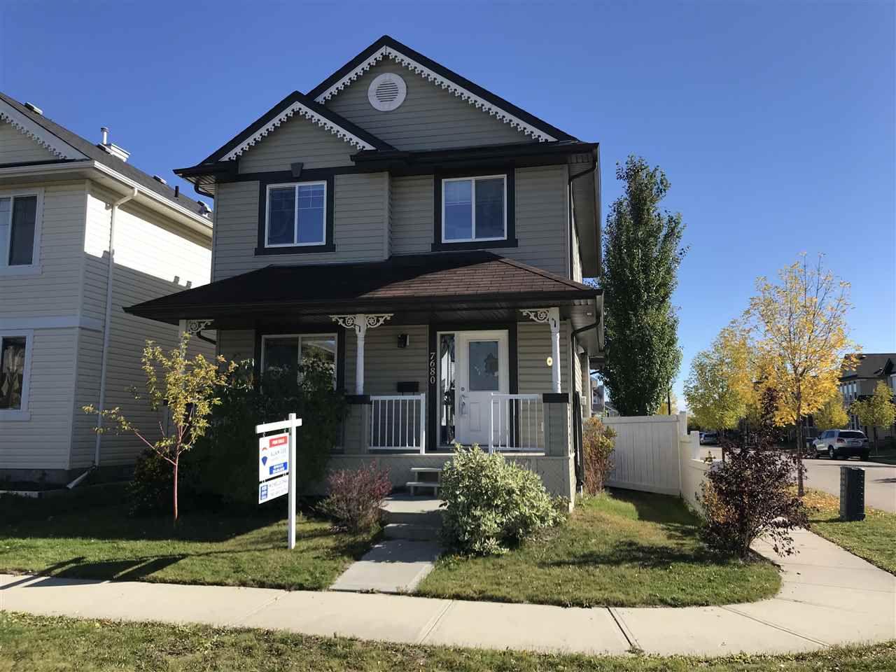 Main Photo: 7680 SCHMID Crescent in Edmonton: Zone 14 House for sale : MLS®# E4150016