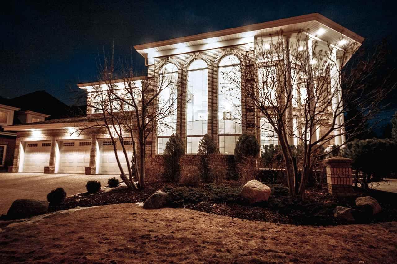 Main Photo: 1492 Welbourn Drive in Edmonton: Zone 20 House for sale : MLS®# E4151344