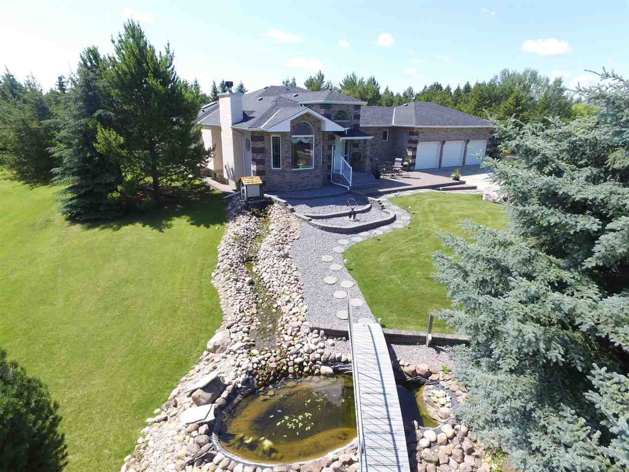 Main Photo: 3-51422 RGE RD 261: Rural Parkland County House for sale : MLS®# E4152896