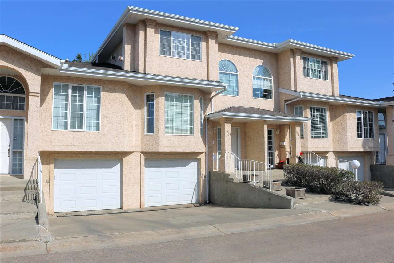 Main Photo: 1644 JAMHA Road in Edmonton: Zone 29 Townhouse for sale : MLS®# E4155070