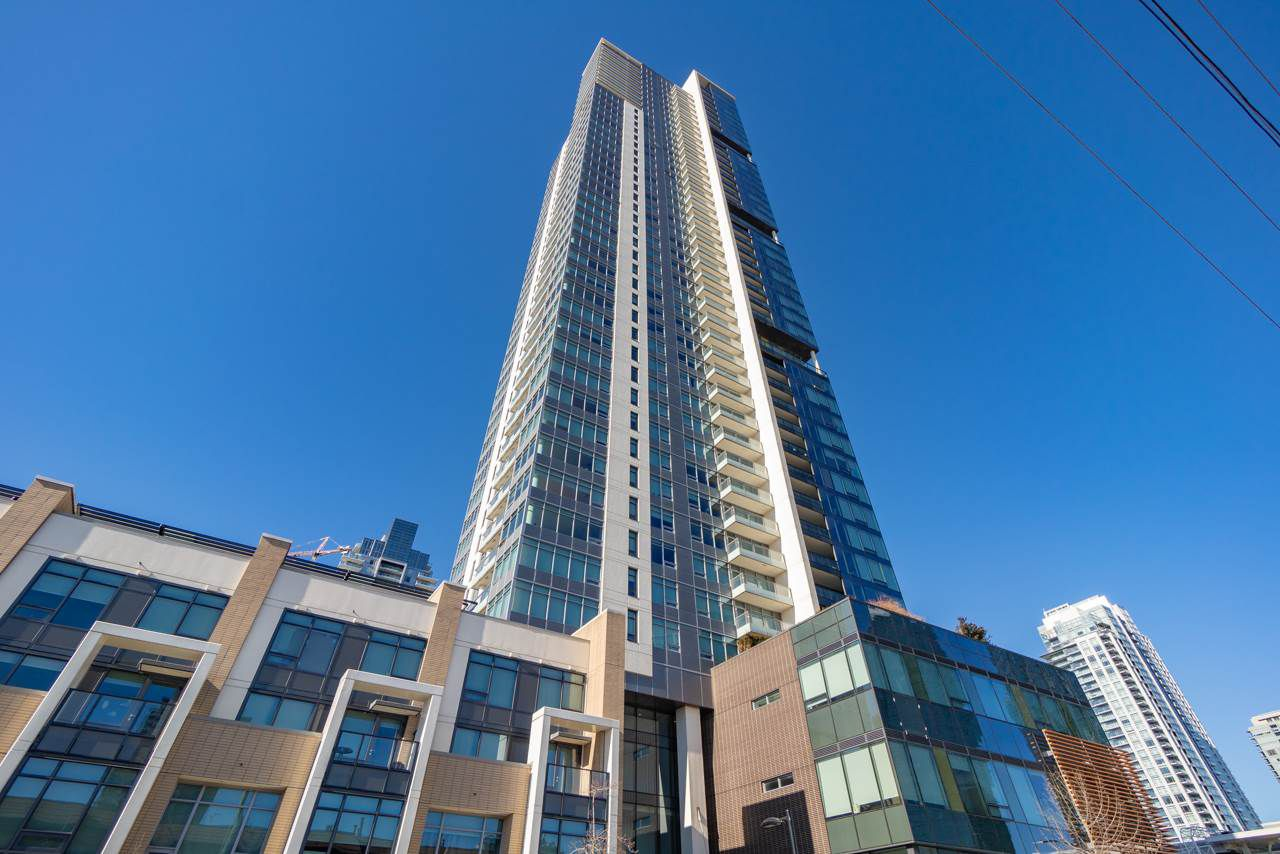 Main Photo: 3308 6461 TELFORD Avenue in Burnaby: Metrotown Condo for sale (Burnaby South)  : MLS®# R2376944