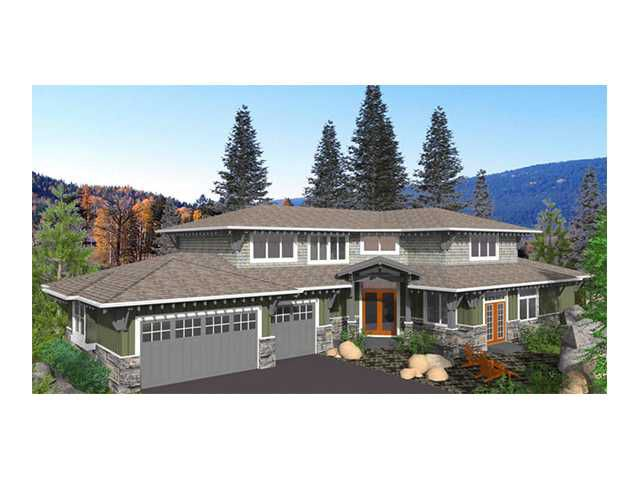 """Main Photo: 1080 UPLANDS Drive: Anmore House for sale in """"RIDGEWOOD ESTATES"""" (Port Moody)  : MLS®# V879263"""