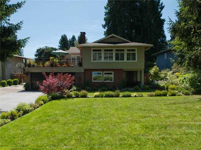 Main Photo: 1443 MILL Street in North Vancouver: Lynn Valley House for sale : MLS®# V965495