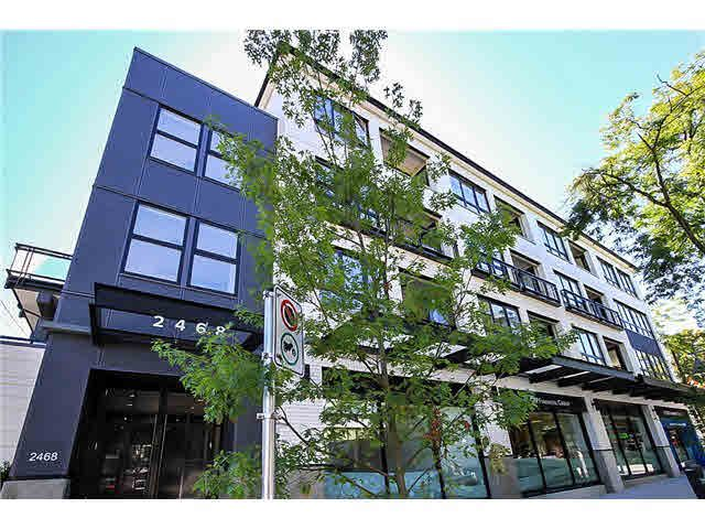 "Main Photo: PH8 2468 BAYSWATER Street in Vancouver: Kitsilano Condo for sale in ""BAYSWATER"" (Vancouver West)  : MLS®# V1141571"