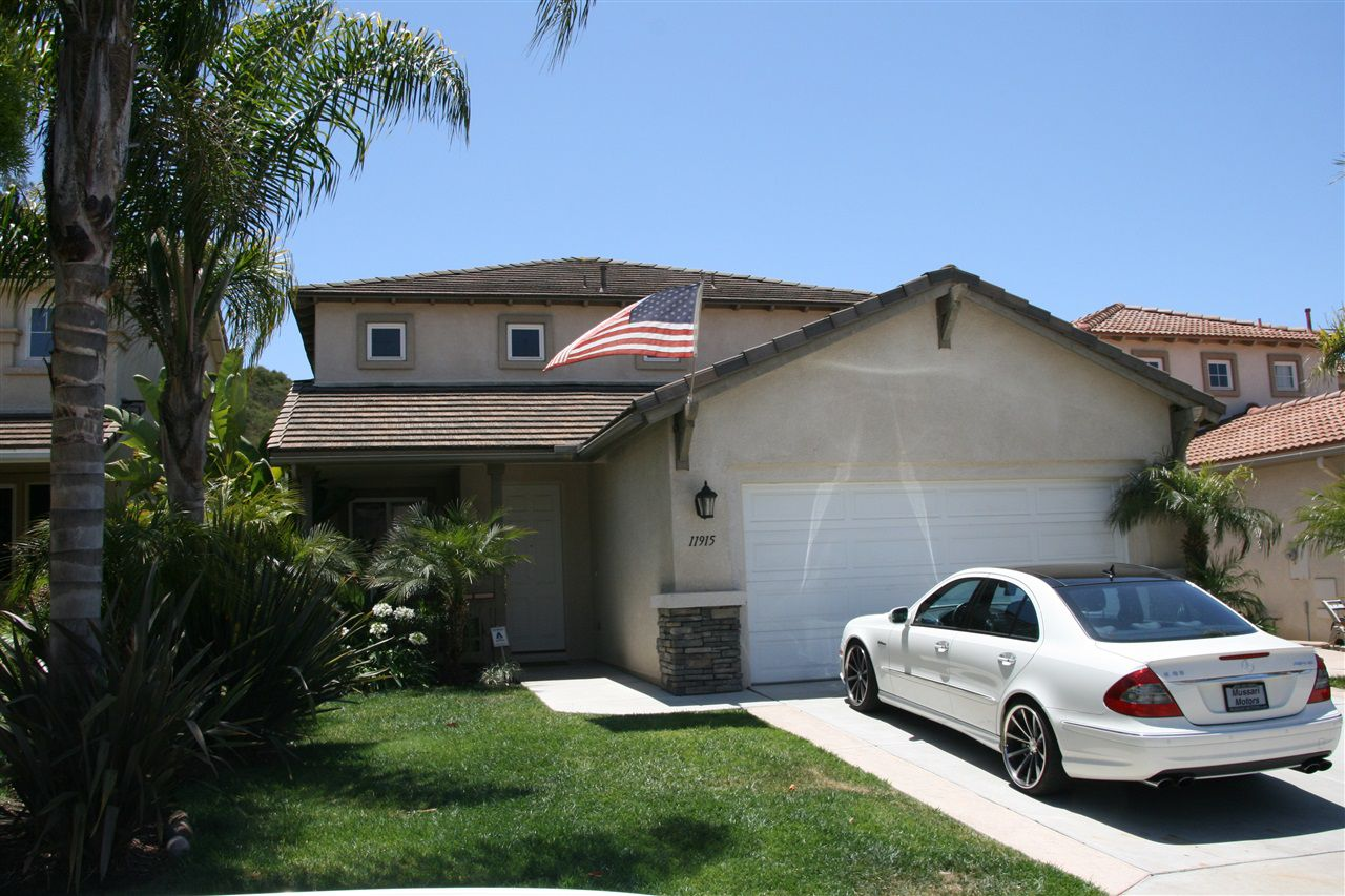 Main Photo: SCRIPPS RANCH House for rent : 4 bedrooms : 11915 Cypress Valley in San Diego