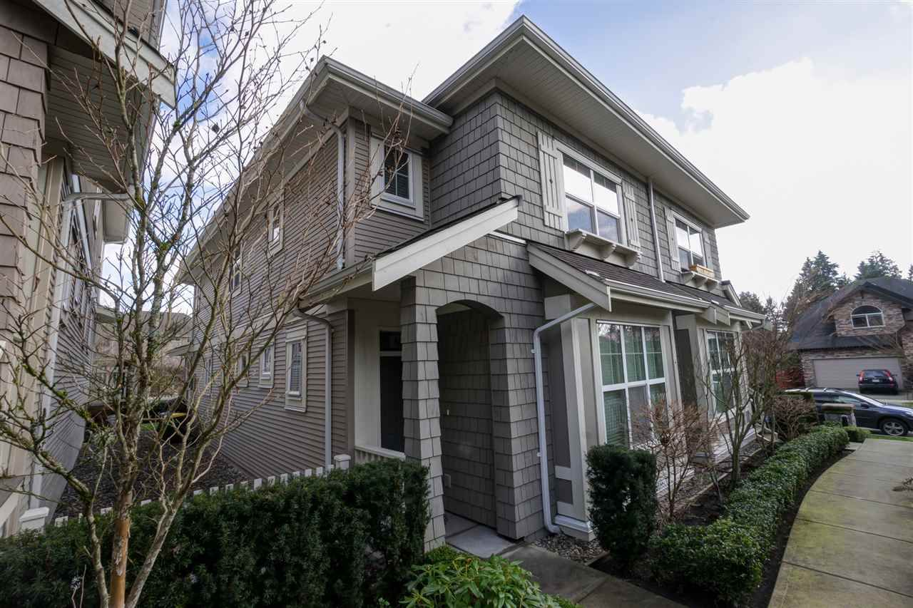 """Main Photo: 1403 COLLINS Road in Coquitlam: Burke Mountain Townhouse for sale in """"BELMOMT WEST"""" : MLS®# R2037769"""